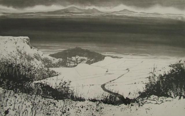 Norman Ackroyd | Zillah Bell Galleries - Norman Ackroyd etchings and prints