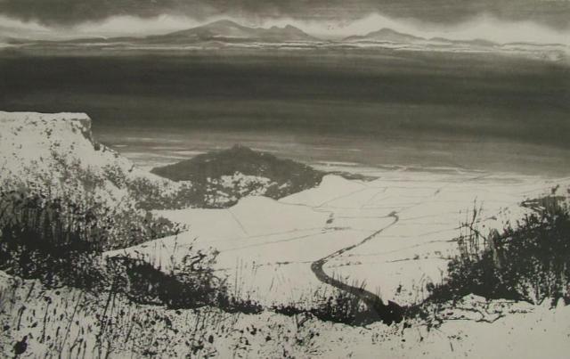 Norman Ackroyd | Zillah Bell Galleries - Norman Ackroyd etchings and prints