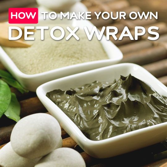 how to make natural body wraps