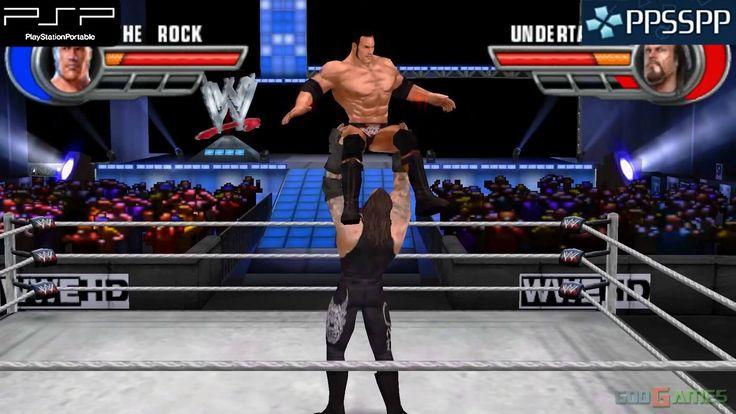 WWE All Stars PSP es un juego de lucha libre profesional siempre ha tenido una relación díscola con la realidad. La acción, por supuesto es falsa..