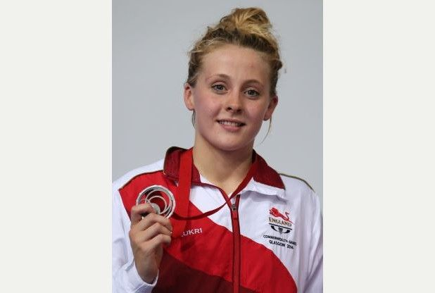 Siobhan-Marie O'CONNOR [Silver], [Women's 100m butterfly][Silver], [Women's 200m freestyle] England