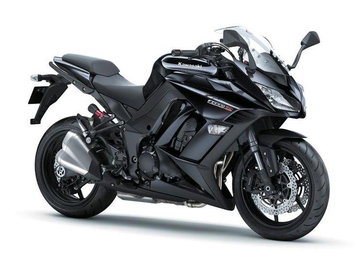 2014 Kawasaki Z1000SX