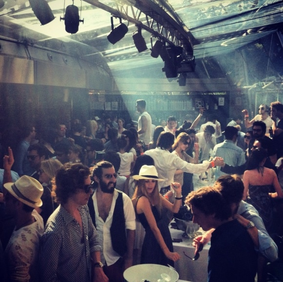 Milano / Bacanal Private Party
