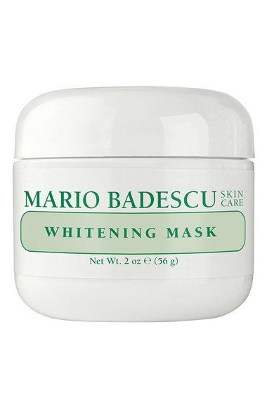 Mario Badescu Whitening Mask available at #Nordstrom