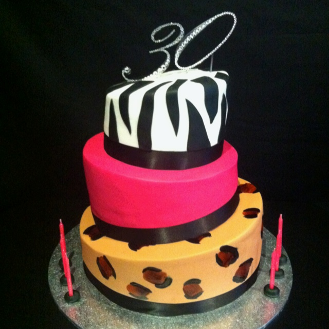 1000 Ideas About Hot Pink Cakes On Pinterest Pink Cakes