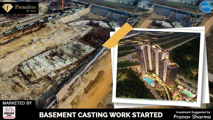 Fashion TV & H&S provides a luxurious residences hub 'F-Premiere' which is overlooking motor racing track on Yamuna Expressway.It's well designed 2&3 bedroom residences. Investment starts from 60 Lacs only.  Right time to investment ''BASEMENT CASTING WORK STARTED'' . To know more, give us a call at +91 9250401940.  #realestate #housing #luxury #Noida