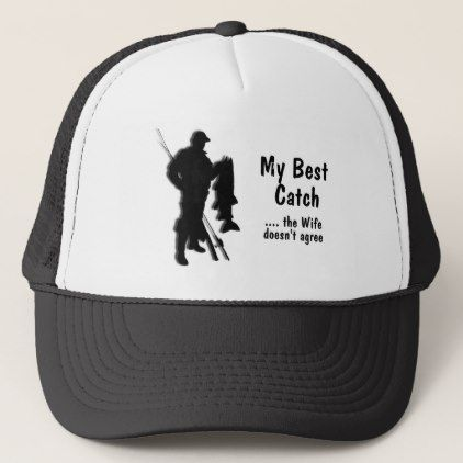 fishing -  Funny Fishing Hat Best Catch   231d8c77952