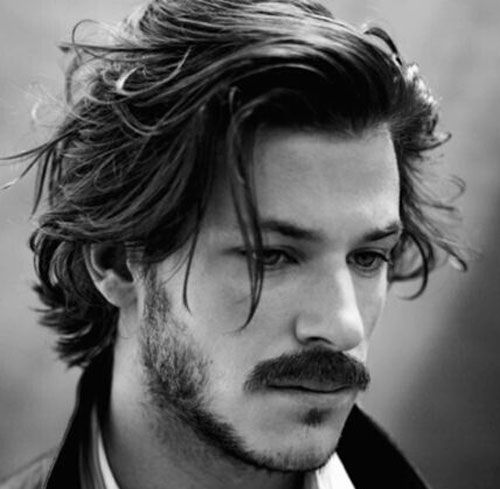 Wondrous 1000 Ideas About Mens Medium Length Hairstyles On Pinterest Hairstyles For Men Maxibearus