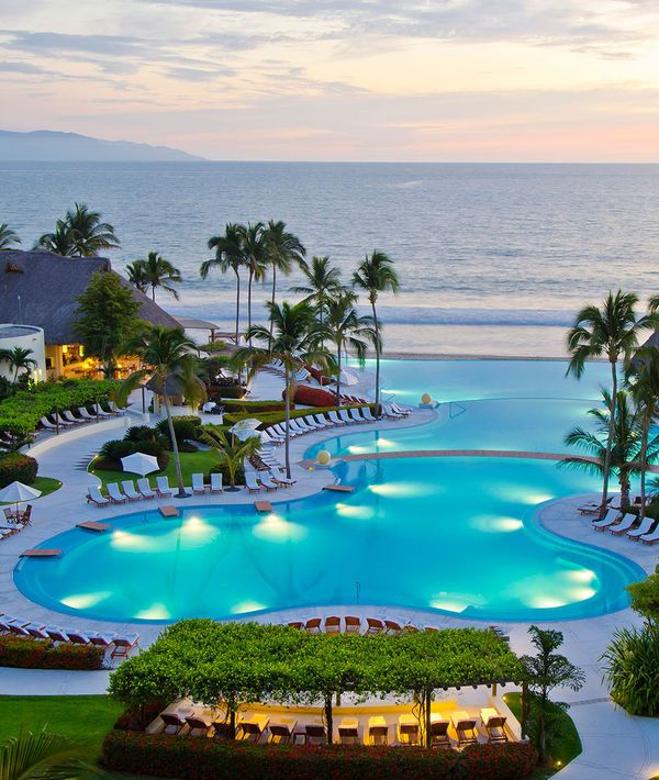 destination wedding packages mexico all inclusive: 1000+ Ideas About Puerto Vallarta Resorts On Pinterest