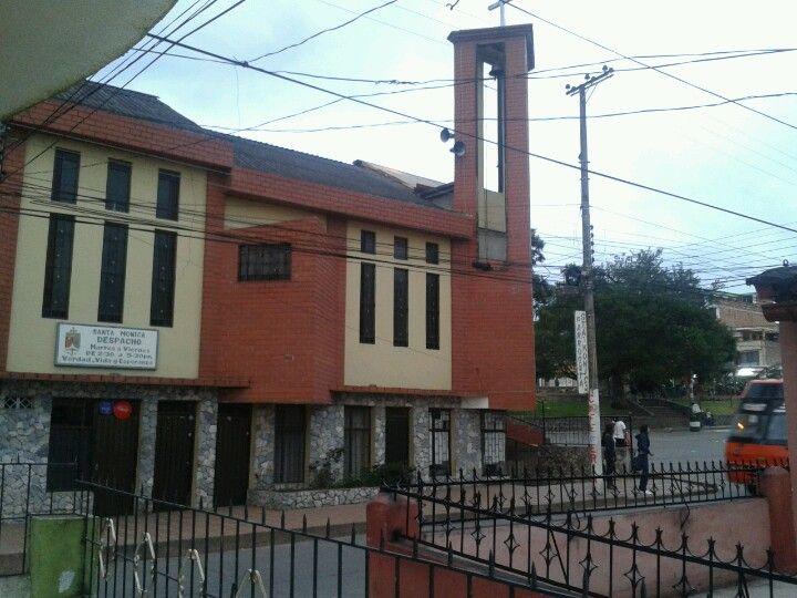 Iglesia Barrio Santa Mónica en Pasto, Nariño