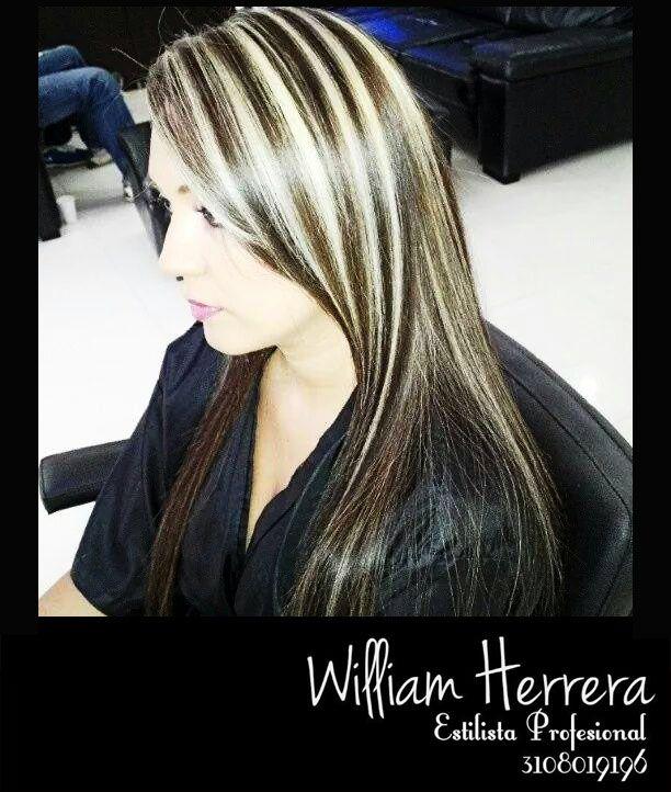 ¡Las cintas son una excelente opción a la hora de realizarte un cambio, yo personalmente las recomiendo porque lucen hermosas, rejuvenecen y te dan un toque de estilo muy elegante! Ven y asesórate conmigo 3108019196, William Herrera! <3 #MakeUp #Hair #Recogidos #Ondas #Liso #MAC #Belleza #Maquillaje #Beauty #CaliCo #Colombia #AmoMiTrabajo #EstilistaProfesional