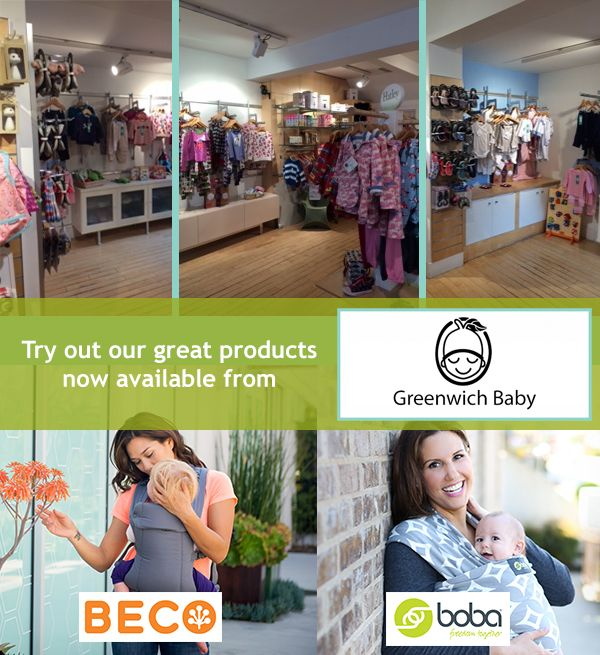 Based in the heart of Greenwich, London, GREENWICH BABY specialise in Fairtrade and organic clothes, in addition to books, toys, toiletries, highchairs, changing bags and baby carriers - all wrapped up with specialist advice and a warm welcome from Coral & Peko