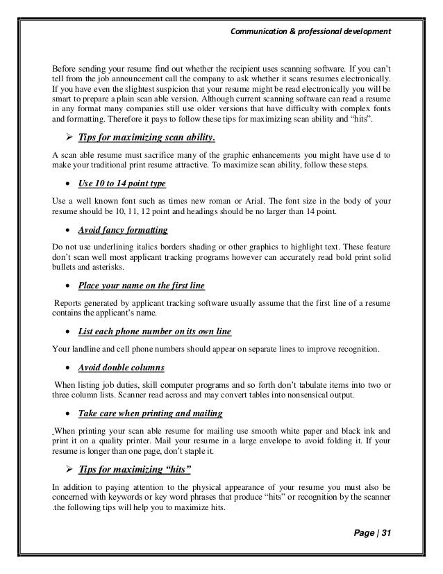 successful-job-seacrch-nd-resume-31-638jpg (638×826) Busy-ness - resume scanner
