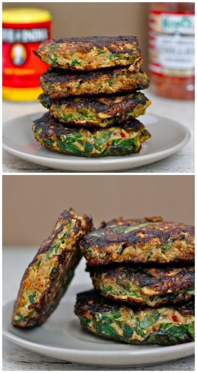 Curried Salmon Patties- the most delicious, paleo friendly (and gluten/grain free!) patties which you would never believe started off in a can! Ready in under 10 minutes flat!   #paleo #glutenfree #grainfree