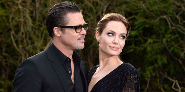 Brad Pitt and Angelina Jolie Just Moved to the UK