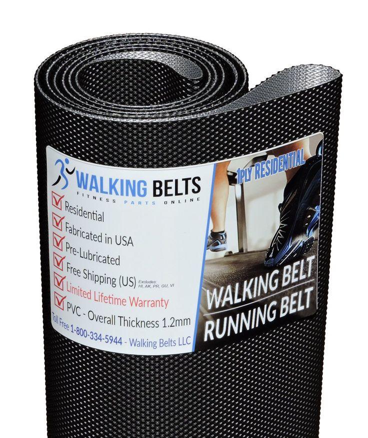 Freemotion 750 sftl125100 treadmill walking belt 1ply