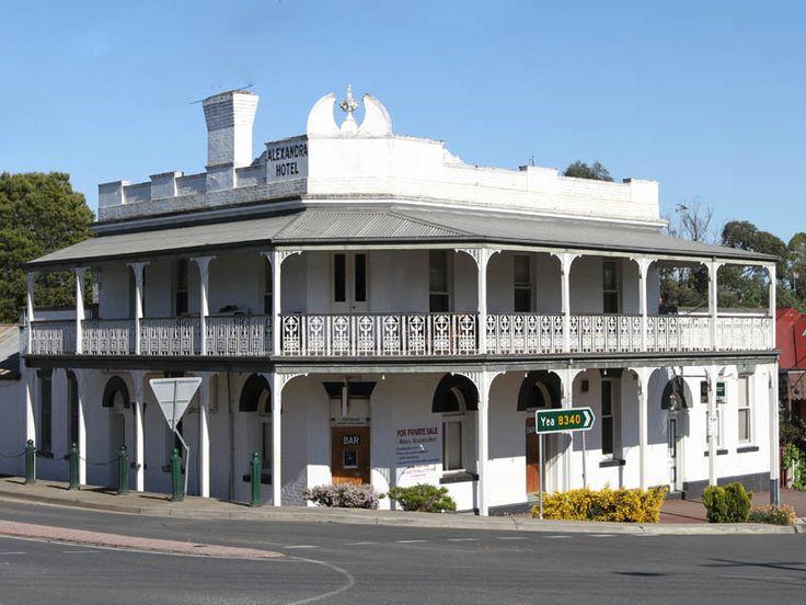 The Alexandra Hotel, Alexandra, Victoria, Australia
