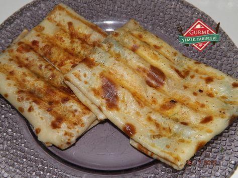 Krep Tostu Tarifi - Pratik Yemek Tarifleri. Gurme resimli kolay pratik Krep Tostu Tarifi nasıl yapılır yapılışı yapımı hazırlanışı