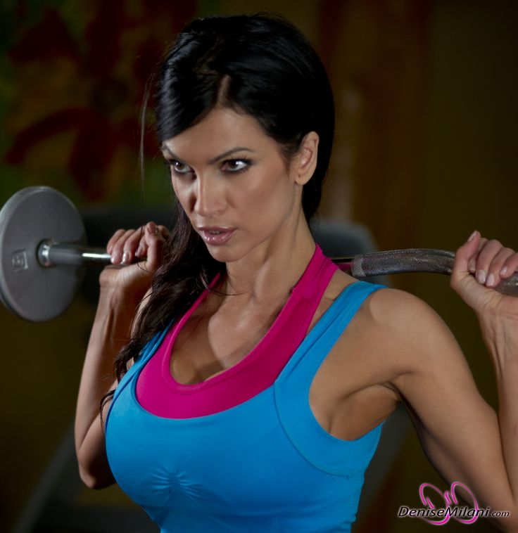 Denise Milani Workout 49 best images about F...