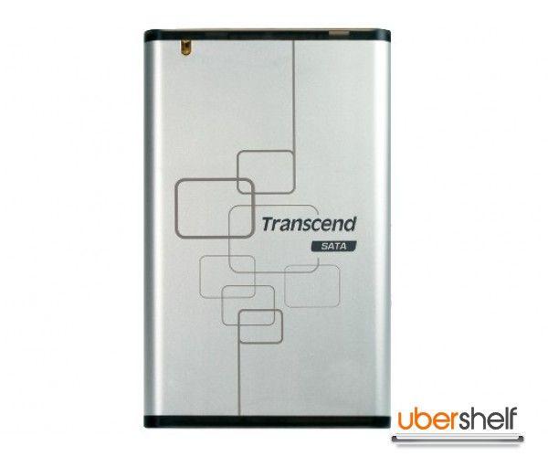 "Transcend StoreJet 2.5"" SATA Hard Drive Enclosure"