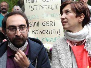 Sanatçılar Girişimi ve Ferhan Şensoy'dan Özakça ve Gülmen tepkisi