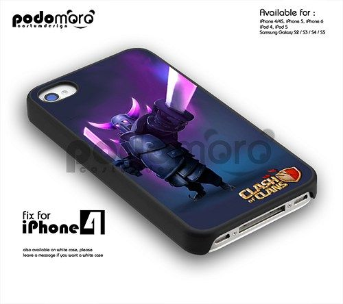 Pekka Clash of Clans - iphone 4