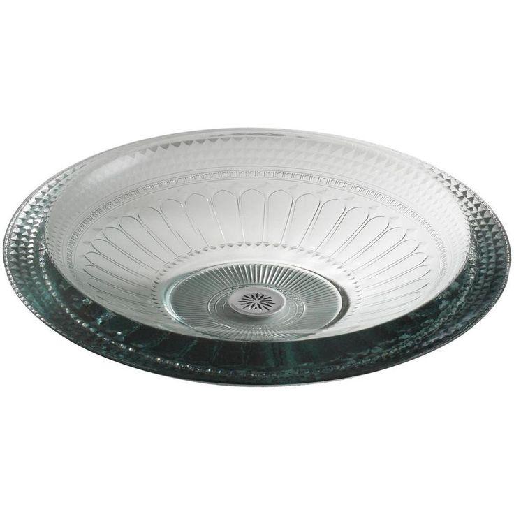 Kohler Pallene 19 Vessel Glass Bathroom Sink Ice K 14016 B11