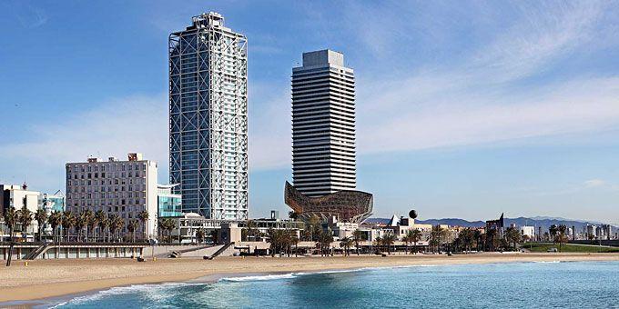 Βαρκελώνη: Μεσόγειος α λα καταλανικά Barcelonetta