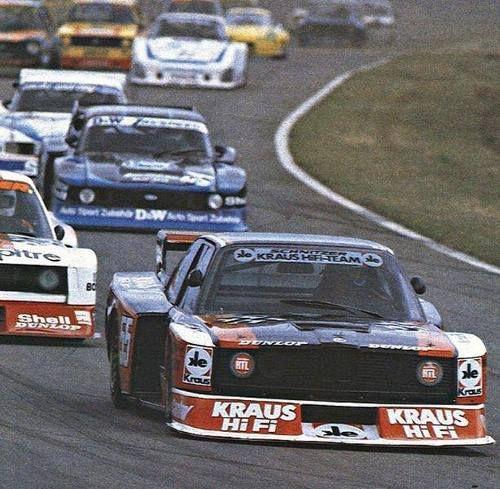 1980: Schnitzer-BMW 320 Turbo, German Racing Championship (Deutsche Rennsport Meisterschaft)