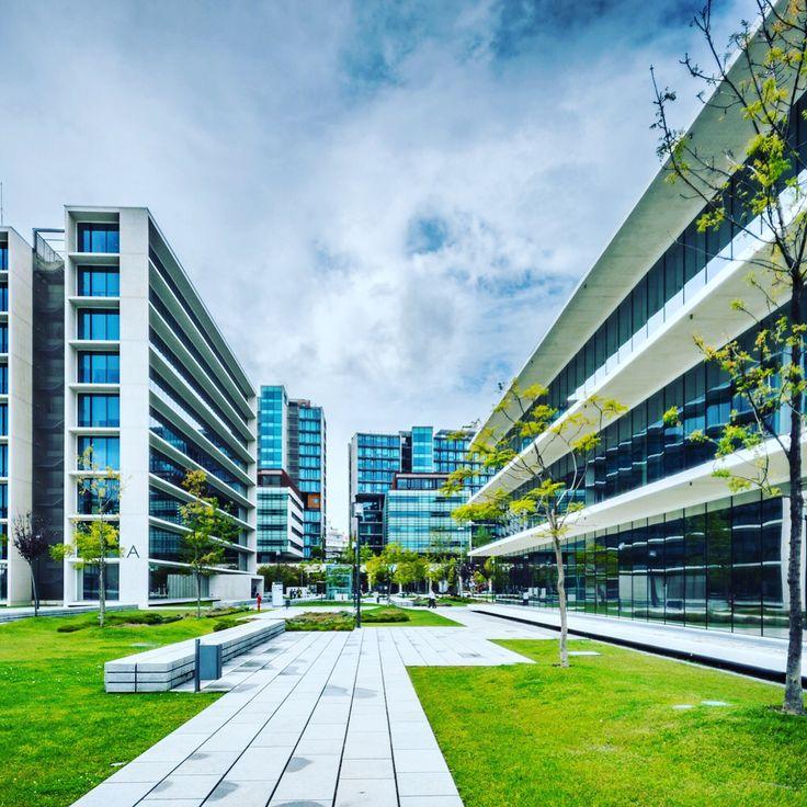 Campus da Justica de Lisbona-Sarai's & Associados + NL Architects #architecturephotography #architecture #Lisbon