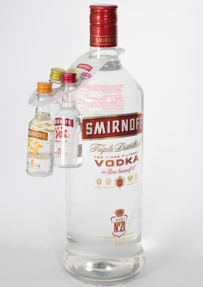 When It Comes To Promoting Unique Flavoured Smirnoff Vodka Three Is Better Than One Packmedia Onpacksolutions Merchandising Hangtabs Https Mailchi Mp D