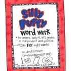 This activity is probably one of THE coolest word work activities EVER!!! I have written FRY Sight Words (360 words total) BACKWARDS and REVERSED o...