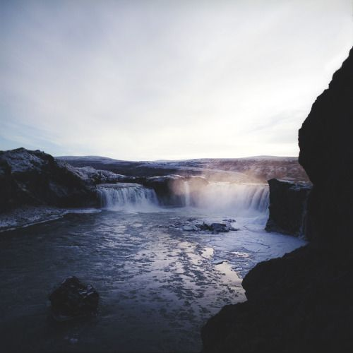 TEASER: After almost a year of sitting on my scans of Iceland, I think the time has come to publish them.  More landscapes at http://instagram.com/alexstrohl  Tumblr: alexstrohl