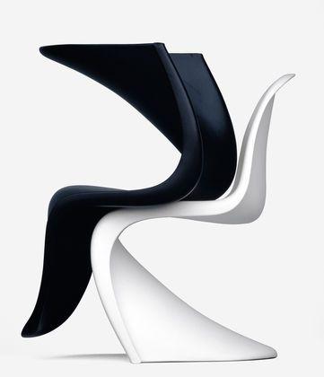 Histoire du design : les années 60 Chaise Pantone - Verner Panton