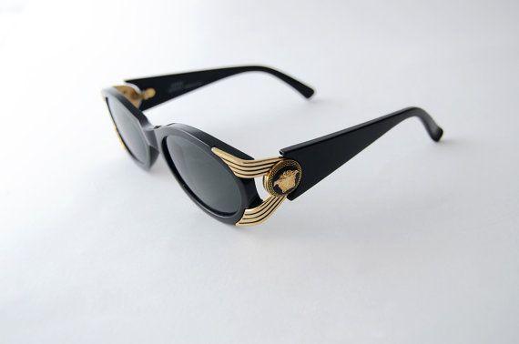 #Vintage #VERSACE #90s #sunglasses by #ZvezdanaVintage, $250.00