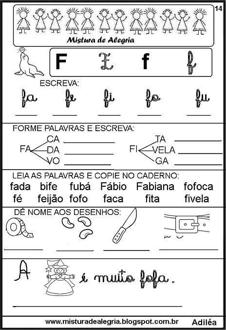 livro-das-familias-silabicas-letra+F-imprimir-colorir.JPG (464×677)
