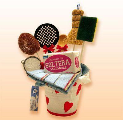 Juegos para despedida de Soltera: Centro de mesa