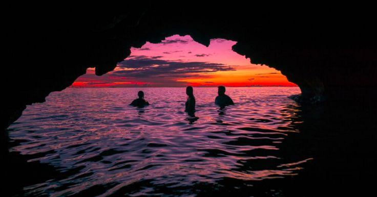 Crash Boat, Aguadilla o Cueva de las Golondrinas, Manatí