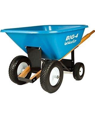 best heavy duty wheelbarrow