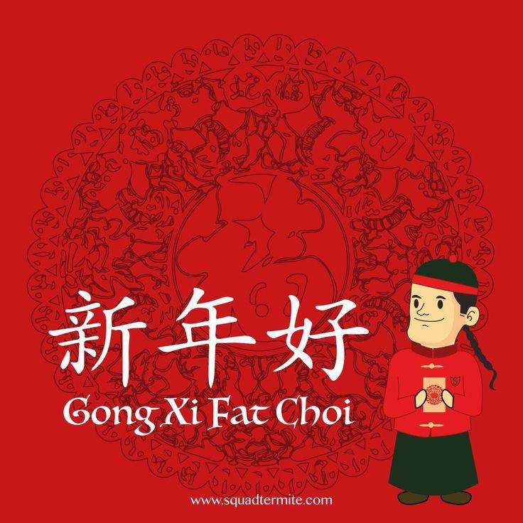 Gong Xi Fat Choi