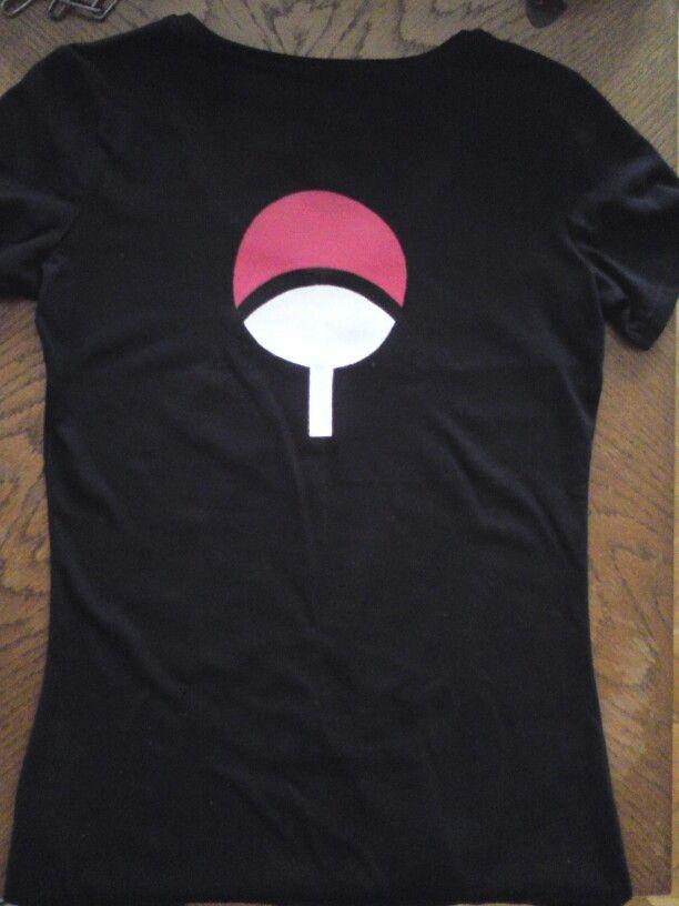 Uchiha clan kamon T-shirt
