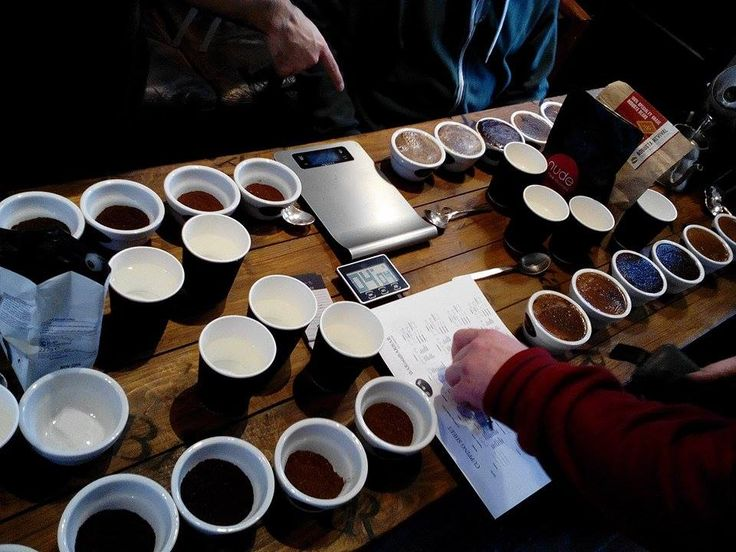 Roasting and Cupping course With Baristabarbar of London