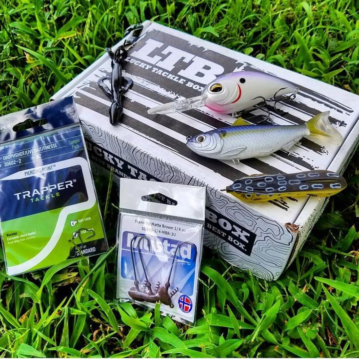 91 Best Featured In A Lucky Tackle Box Images On Pinterest
