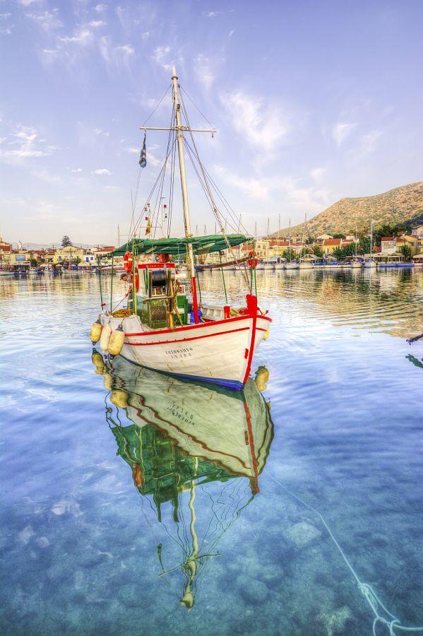 Pythagorion, Samos Island- Greece ** by Nejdet Duzen on 500px.com