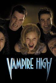 Vampire High Season 2.  enemies. Prof Murdoch is on hand to help, but he has problems of his own.