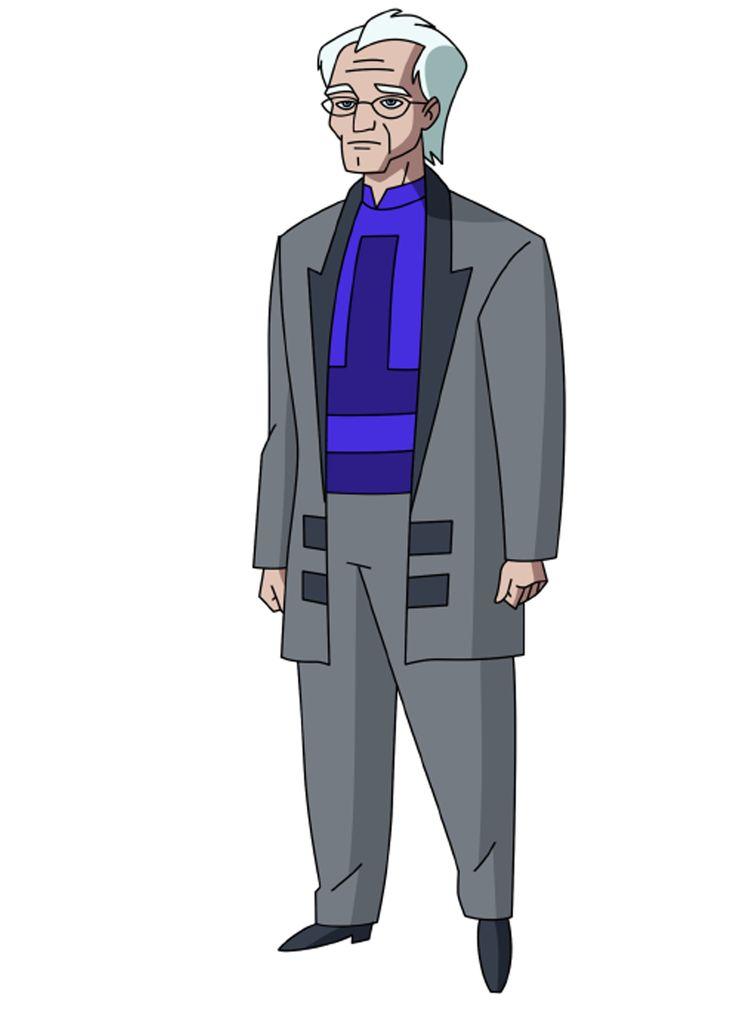Dr eli seling dc comics character design