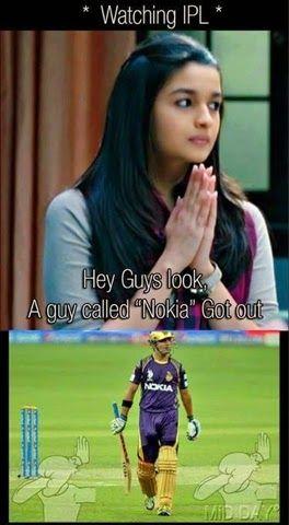 Alia Bhatt meme whatsapp Nokia gautam gambhir