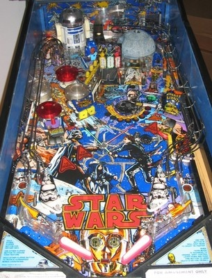 wars pin machine