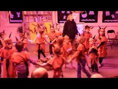 Čertovská besídka Suchohrdly 2015 part1 - YouTube