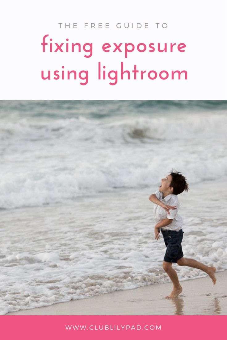 The Top 4 Lightroom Edits - Club Lilypad Photography Courses